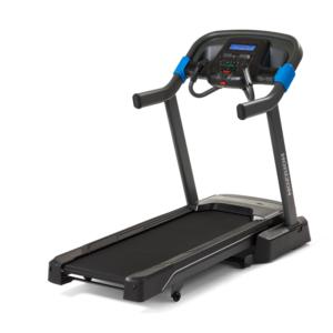 Horizon home treadmill