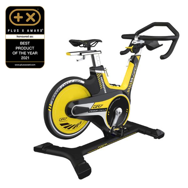 Award-winning spinning bike