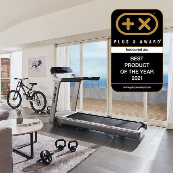 Home treadmill award-winning