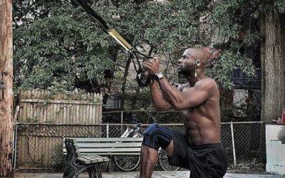 Workout 2: TRX HIIT