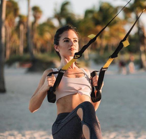 Workout 1: TRX Total Body