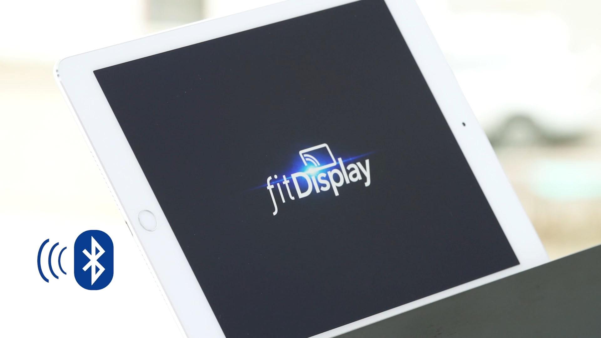 Horizon Fit Display app