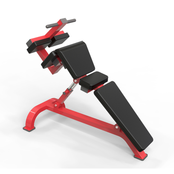 Commercial gym bench
