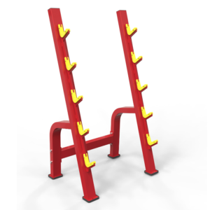 Commercial bar rack