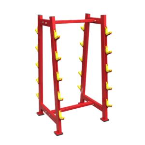 Commercial Barbell Rack