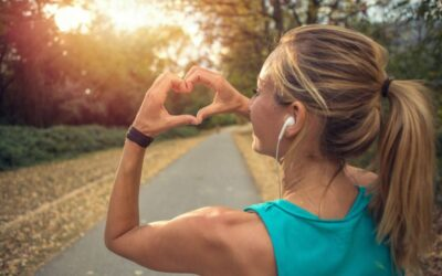 Why exercising is good for your heart